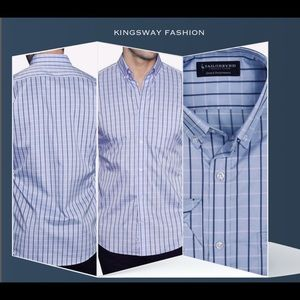 TAILORBYRD COLLECTION STRETCH PERFORMANCE SHIRT